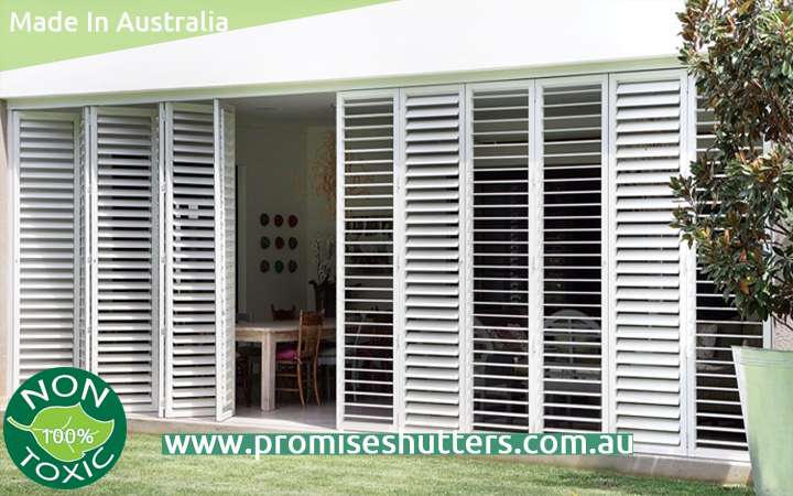 Plantation Vinyl Shutters For Brisbane And Gold Coast