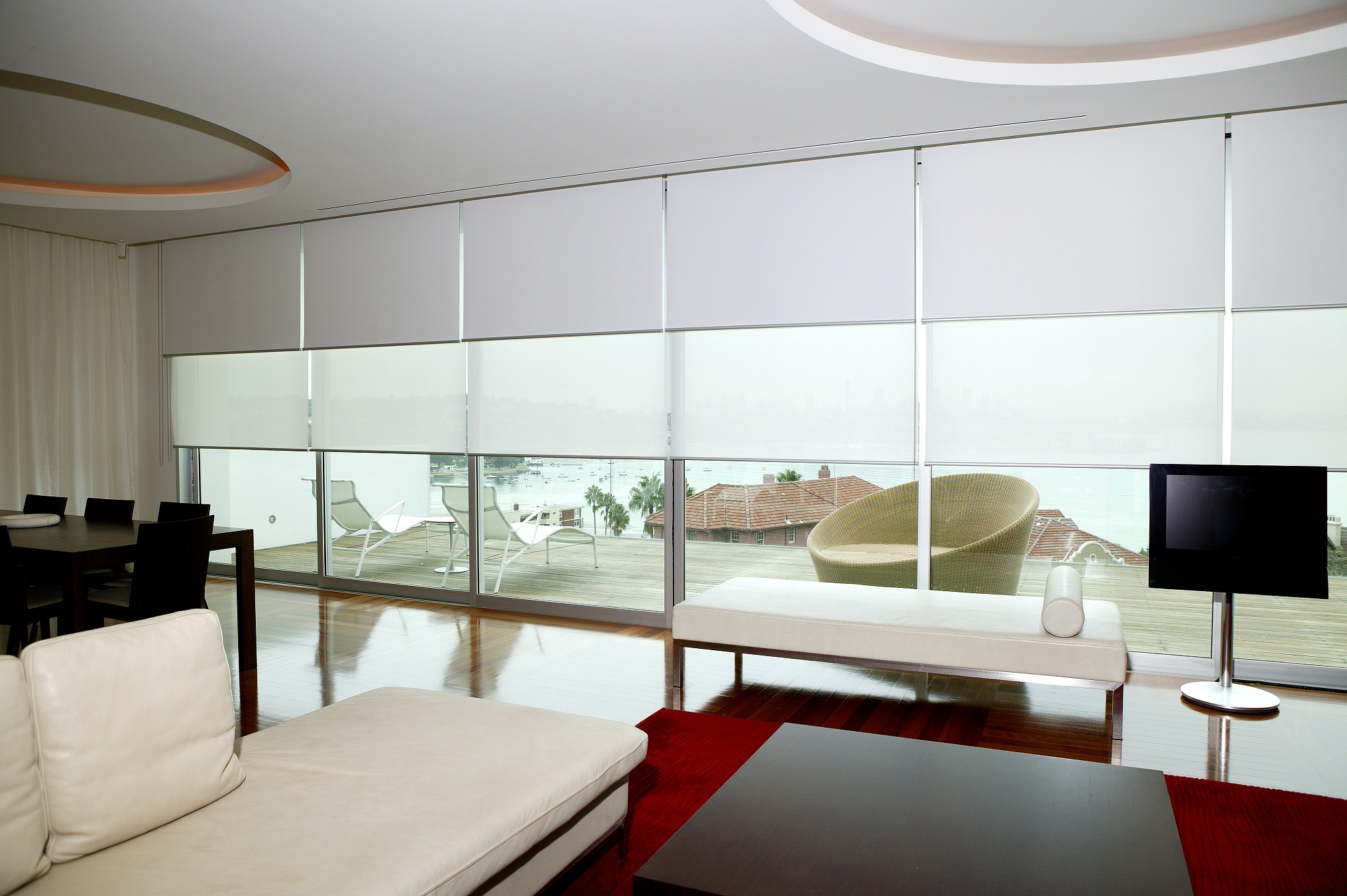 Roller Blinds Is A Easy Way To Diy Installation